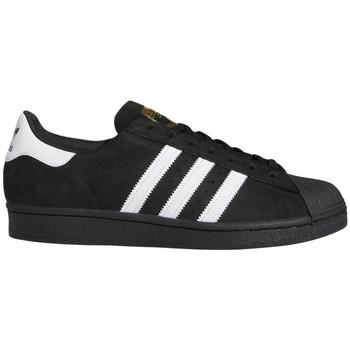 Schoenen Heren Skateschoenen adidas Originals Superstar adv Zwart
