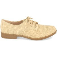 Schoenen Dames Derby Buonarotti 1AS-0166 Beige