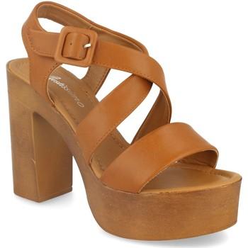 Schoenen Dames Sandalen / Open schoenen Festissimo Y288-119 Camel