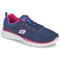 Schoenen Dames Allround Skechers EQUALIZER Marine