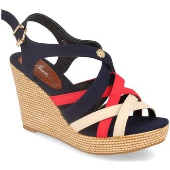 Schoenen Dames Sandalen / Open schoenen Festissimo F20-11 Azul