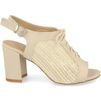 Schoenen Dames Sandalen / Open schoenen Festissimo F20-29 Beige