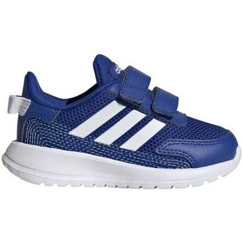 Schoenen Jongens Running / trail adidas Originals Tensaur Run I Bleu