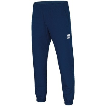 Textiel Heren Trainingsbroeken Errea Pantalon  Austin 3.0 bleu