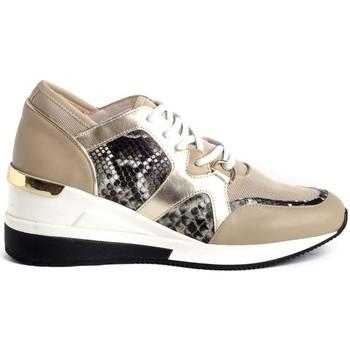 Schoenen Dames Lage sneakers Stephen Allen 2077-C1 Beige