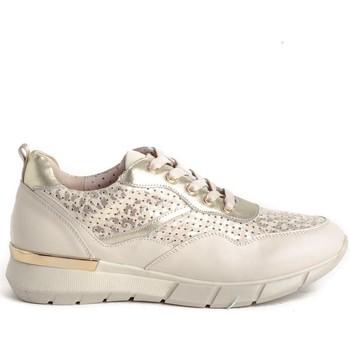 Schoenen Dames Lage sneakers Stephen Allen 10833-L7 Goud