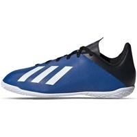 Schoenen Jongens Voetbal adidas Originals X 194 IN Noir, Bleu marine