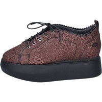 Schoenen Dames Lage sneakers Guardiani BN351 Rouge