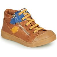 Schoenen Jongens Hoge sneakers GBB IONNIS Brown