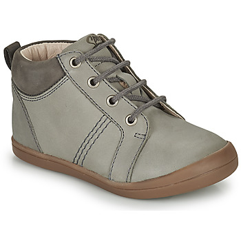 Schoenen Jongens Hoge sneakers GBB NILS Grijs