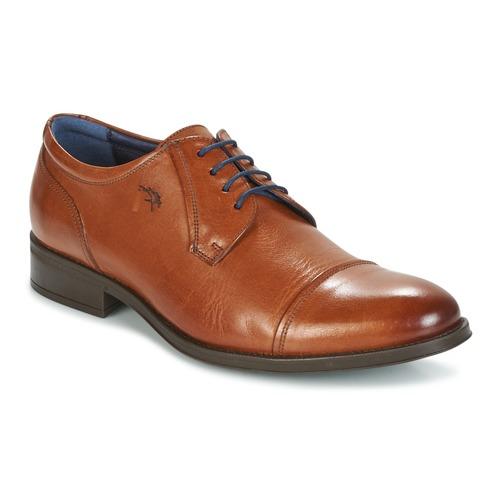 Schoenen Heren Derby Fluchos HERACLES Brown