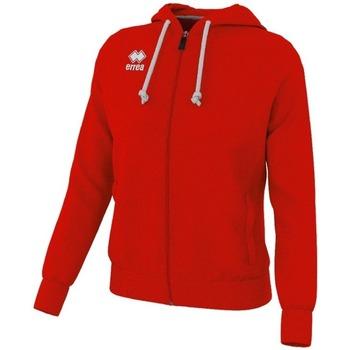 Textiel Heren Trainings jassen Errea Sweatshirt  Wita rouge/blanc