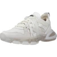 Schoenen Dames Lage sneakers Bronx BRONX 70-STREET Beige