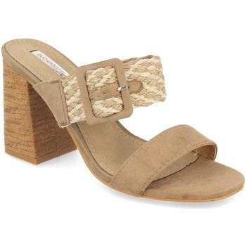 Schoenen Dames Sandalen / Open schoenen Buonarotti 1KA-0065 Kaki