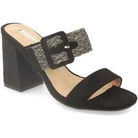 Schoenen Dames Sandalen / Open schoenen Buonarotti 1KA-0065 Negro