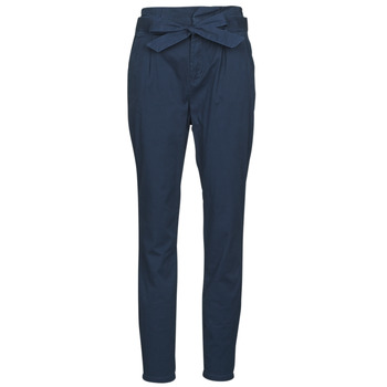 Textiel Dames 5 zakken broeken Vero Moda VMEVA Marine