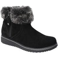 Schoenen Dames Snowboots Hush puppies  Zwart