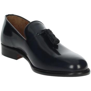 Schoenen Heren Mocassins Gino Tagli 603C-O Blue
