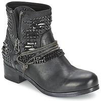 Schoenen Dames Laarzen Mimmu LIL Zwart