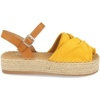 Schoenen Dames Sandalen / Open schoenen Festissimo YT5550 Amarillo