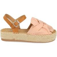 Schoenen Dames Sandalen / Open schoenen Festissimo YT5550 Rosa