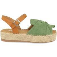Schoenen Dames Sandalen / Open schoenen Festissimo YT5550 Verde