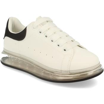 Schoenen Dames Lage sneakers Festissimo YY-109 Negro