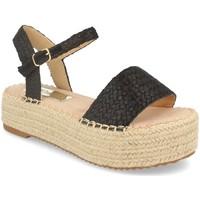 Schoenen Dames Sandalen / Open schoenen Prisska JSZ1012 Negro