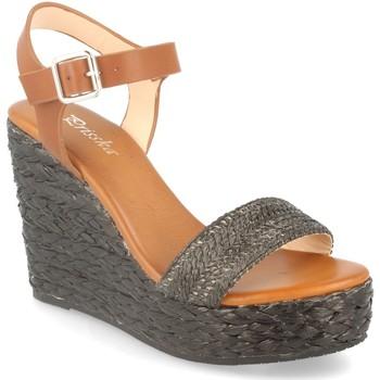 Schoenen Dames Sandalen / Open schoenen Prisska YB519 Negro