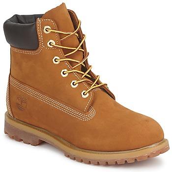 Schoenen Dames Laarzen Timberland 6IN PREMIUM BOOT - W Brown