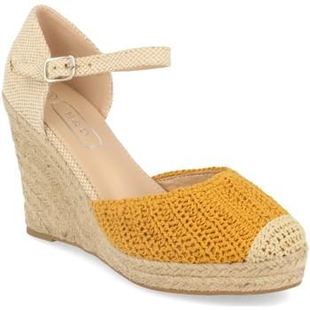 Schoenen Dames Sandalen / Open schoenen H&d YZ19-57 Amarillo