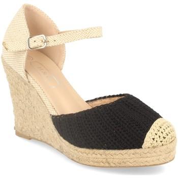 Schoenen Dames Sandalen / Open schoenen H&d YZ19-57 Negro