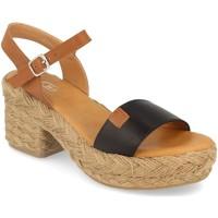 Schoenen Dames Sandalen / Open schoenen H&d YZ19-63A Negro