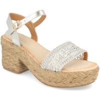 Schoenen Dames Sandalen / Open schoenen H&d YZ19-118 Plata