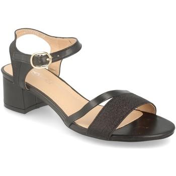 Schoenen Dames Sandalen / Open schoenen Prisska ZYT8250 Negro