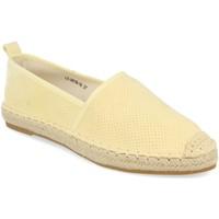 Schoenen Dames Espadrilles Milaya 3R16 Amarillo