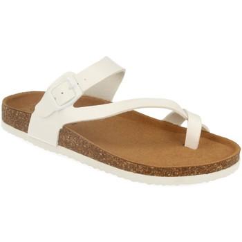 Schoenen Dames Sandalen / Open schoenen Silvian Heach M-15 Blanco