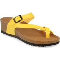 Schoenen Dames Sandalen / Open schoenen Silvian Heach M-28 Amarillo
