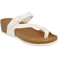 Schoenen Dames Sandalen / Open schoenen Silvian Heach M-28 Blanco