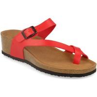 Schoenen Dames Sandalen / Open schoenen Silvian Heach M-28 Rojo