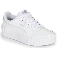 Schoenen Dames Lage sneakers Puma CARINA LIFT Wit