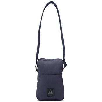 Tassen Schoudertassen met riem Reebok Sport Wor City Bag Bleu marine