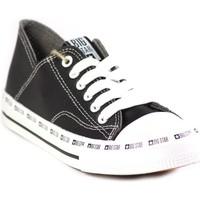 Schoenen Dames Lage sneakers Big Star FF274023 Noir