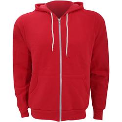Textiel Heren Sweaters / Sweatshirts Bella + Canvas CA3739 Rood