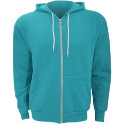 Textiel Heren Sweaters / Sweatshirts Bella + Canvas CA3739 Teal