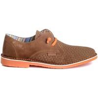 Schoenen Heren Derby Colour Feet KHALIF Brown