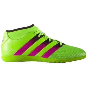 Schoenen Heren Voetbal adidas Originals Ace 163 Primemesh IN Noir, Vert, Rose
