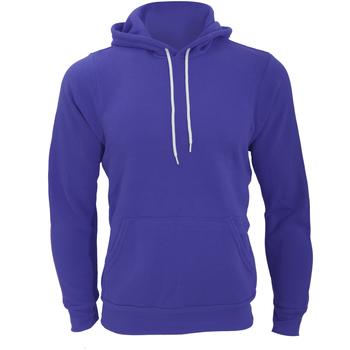 Textiel Heren Sweaters / Sweatshirts Bella + Canvas CA3719 Echt Koninklijk