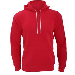 Textiel Heren Sweaters / Sweatshirts Bella + Canvas CA3719 Rood