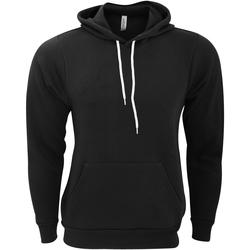 Textiel Heren Sweaters / Sweatshirts Bella + Canvas CA3719 Zwart